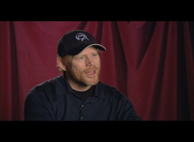 Ron Howard (Regisseur) über Ewan McGregor - OV-Interview Poster