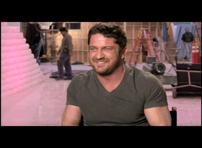 Interview - Gerard Butler Poster