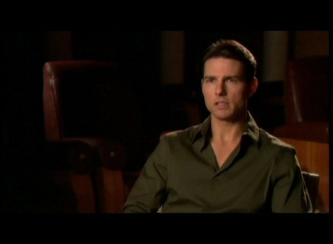 Tom Cruise (Claus von Stauffenberg) - OV-Interview Poster
