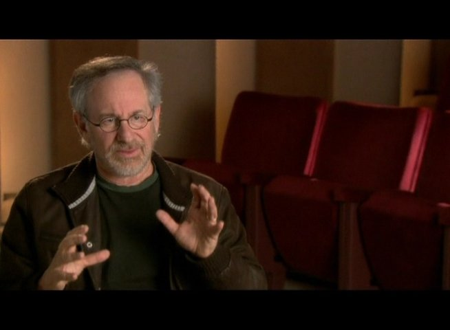 Interview mit Regisseur Steven Spielberg - OV-Interview Poster
