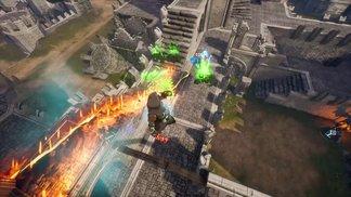 PS4-Ankündigungs-Trailer