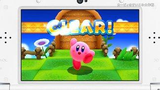 Kirby's Blowout Blast: Japanischer Trailer