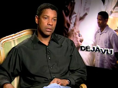 Interview mit Denzel Washington - OV-Interview Poster