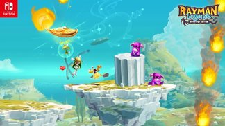 Rayman Legends - Definitive Edition: Launch Trailer