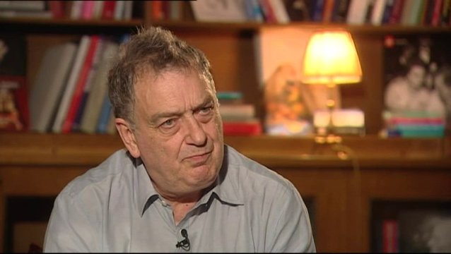 Stephen Frears Interview 2 - OV-Interview Poster