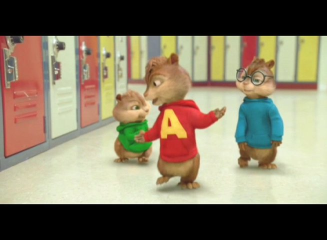 Alvin and the Chipmunks 2 - Teaser Poster