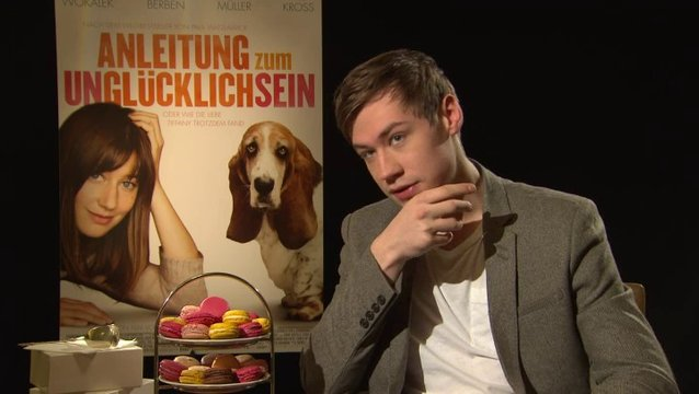 David Kross - Benno - über die Rolle des Benno - Interview Poster