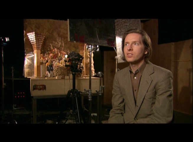 Wes Anderson über George Clooney als Mr Fox - OV-Interview Poster