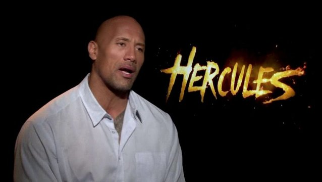Dwayne Johnson - Hercules - was ihn an der Rolle reizte - OV-Interview Poster