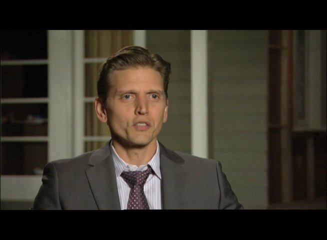 Interview mit Barry Pepper (Dan) - OV-Interview Poster
