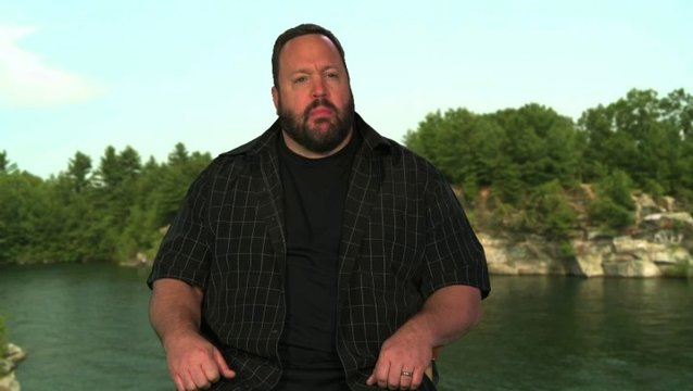 Kevin James über die Kinder im Film - OV-Interview Poster