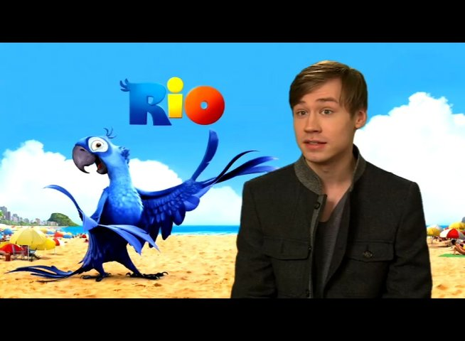 David Kross über das Thema des Films - Interview Poster