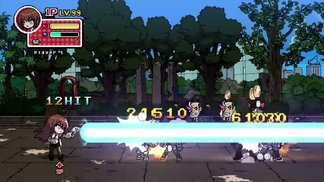 Phantom Breaker  Battle Grounds - Kurisu Makise + 99 Level Pack Trailer