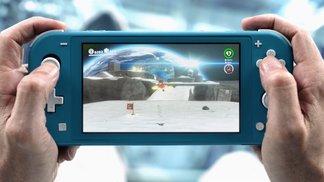 Offizielle Vorstellung der neuen Nintendo Switch Lite-Konsole