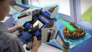 Space Hawk - Spielzeug trifft Smartphone-App