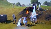 Star Wars crasht die Welt von Fortnite