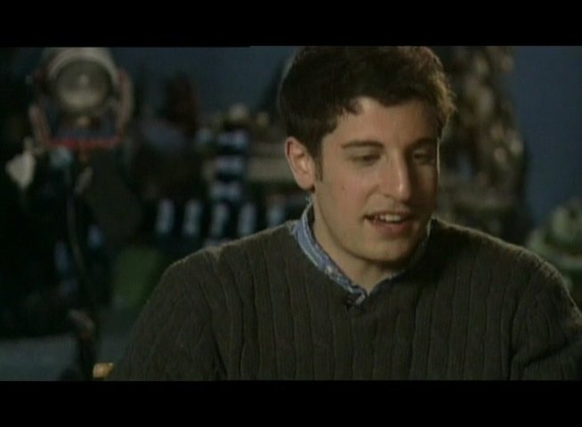 Interview mit Jason Biggs ( Anderson ) - OV-Interview Poster