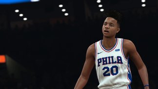 "NBA 2K18: ""Momentous"" -Trailer"