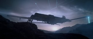 Visual Teaser vom Singleplayer Squadron 42