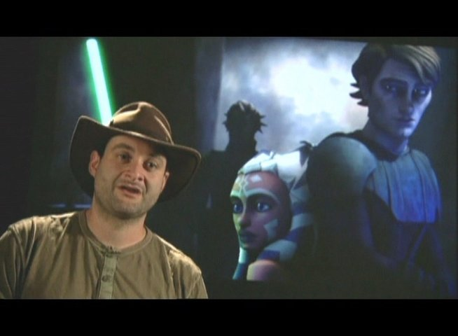 Interview mit Regisseur Dave Filoni - OV-Interview Poster