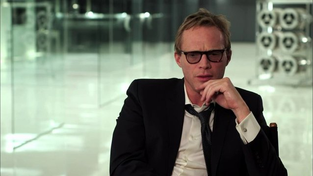 Paul Bettany über Johnny Depp - OV-Interview Poster