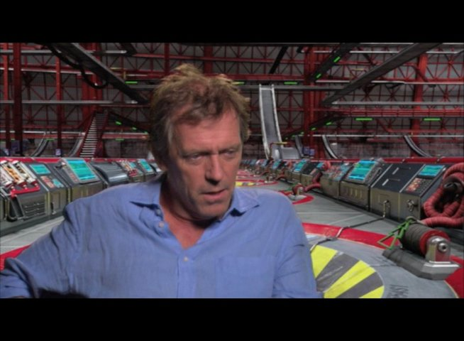 Hugh Laurie über Steves Charakter Teil2 - OV-Interview Poster