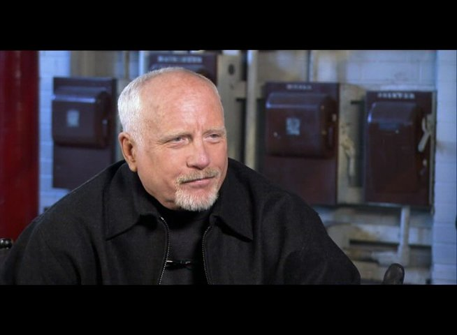 "Richard Dreyfuss (""Alexander Dunning"") über den Film - OV-Interview Poster"