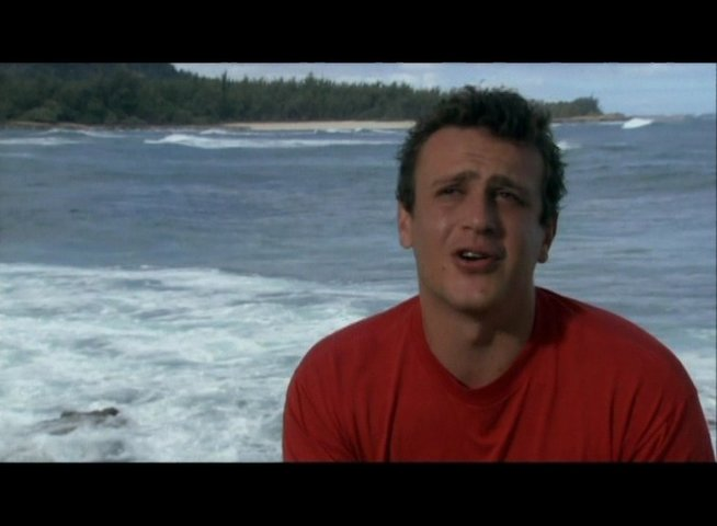 Interview mit Drehbuchautor und Darsteller Jason Segel (Peter Bretter) - OV-Interview Poster