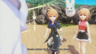 World of Final Fantasy E3 2016 Trailer