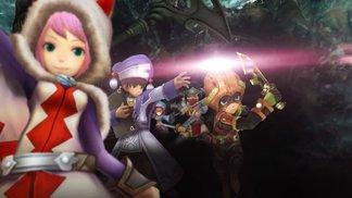 Final Fantasy Explorers Launch Trailer