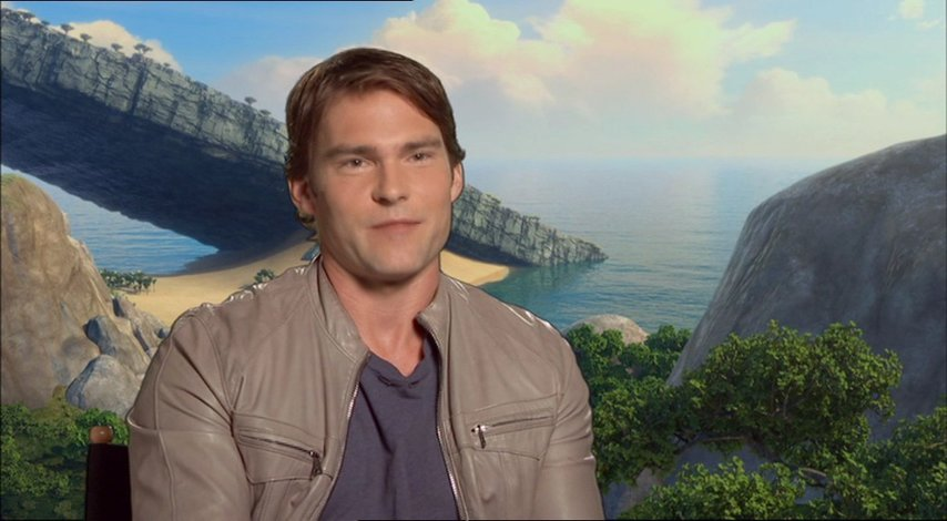 Sean William Scott über über die Arbeit an Ice Age - OV-Interview Poster