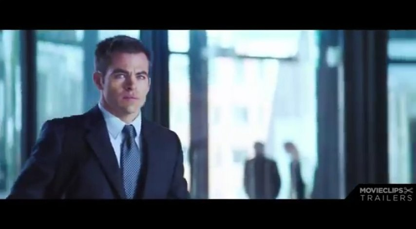 Jack Ryan: Shadow Recruit - OV-Trailer Poster