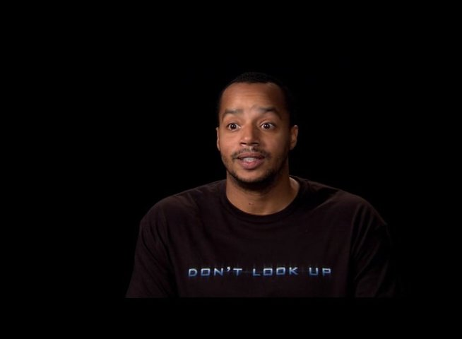 Donald Faison (Terry) über den Filminhalt - OV-Interview Poster