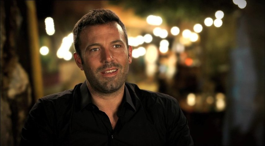 Ben Affleck - Ivan Block - über Blocks Anreiz auf Richie - OV-Interview Poster