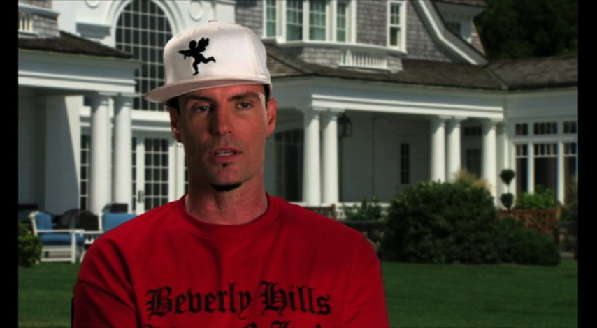 Vanilla Ice über die Stimmung am Set - OV-Interview Poster