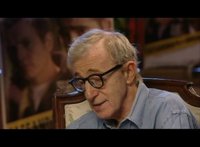 Interview mit Drehbuchautor und Regisseur Woody Allen - OV-Interview Poster