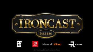 Ironcast: Nintendo Switch - Reveal Trailer