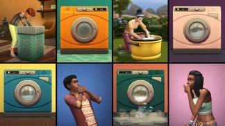 Die Sims 4 Waschtag-Accessoires: Offizieller Trailer