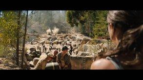 TOMB RAIDER: Offizieller Kino-Trailer 2 Deutsch HD
