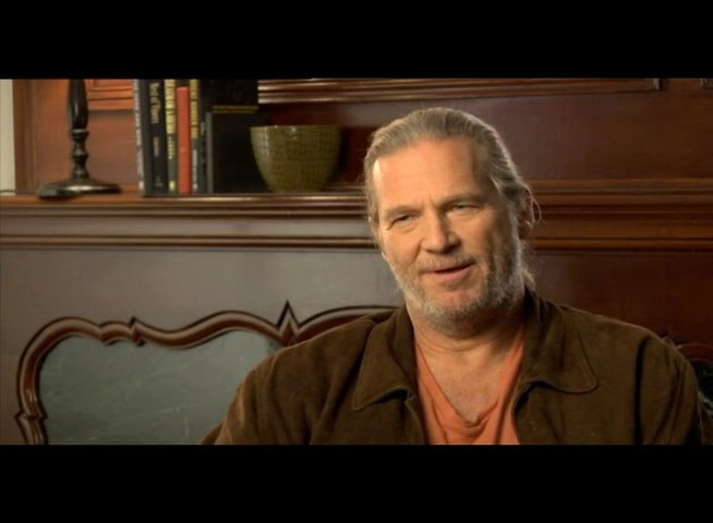 Jeff Bridges über Kevin Spacey als Larry Hooper - OV-Interview Poster