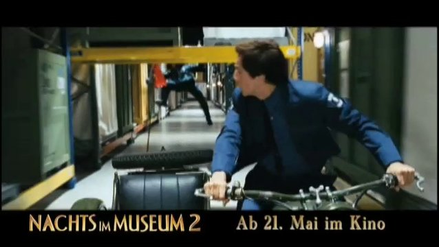 Nachts im Museum 2 - Trailer Poster