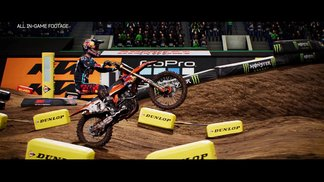 Monster Energy Supercross - Ankündigungs-Trailer