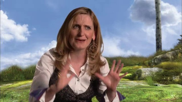 Cressida Cowell - Autorin - über die Emotionen in den Büchern und Filmen - OV-Interview Poster