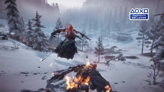 Horizon Zero Dawn: The Frozen Wilds (DLC) - Gameplay Trailer