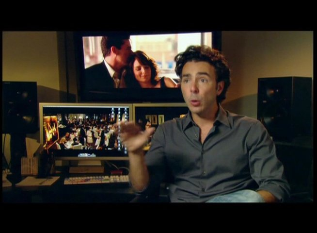 Shawn Levy über Tina Fey - OV-Interview Poster