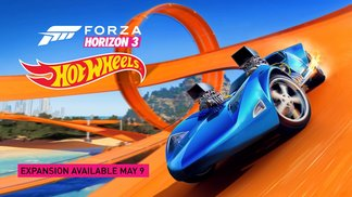 Forza Horizon 3 - Hot Wheels Trailer