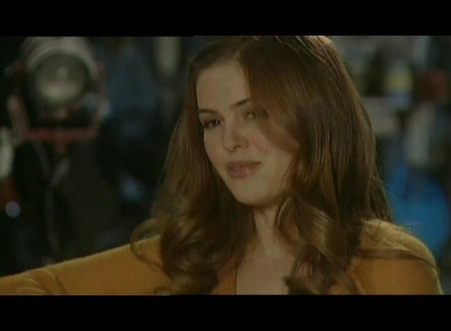 Interview mit Isla Fisher ( Katie ) - OV-Interview Poster
