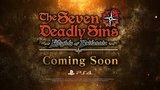 The Seven Deadly Sins - Knights of Britannia - PS4 - Ankündigungs-Trailer
