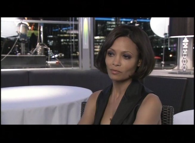 "Thandie Newton (""Stella"") - OV-Interview Poster"