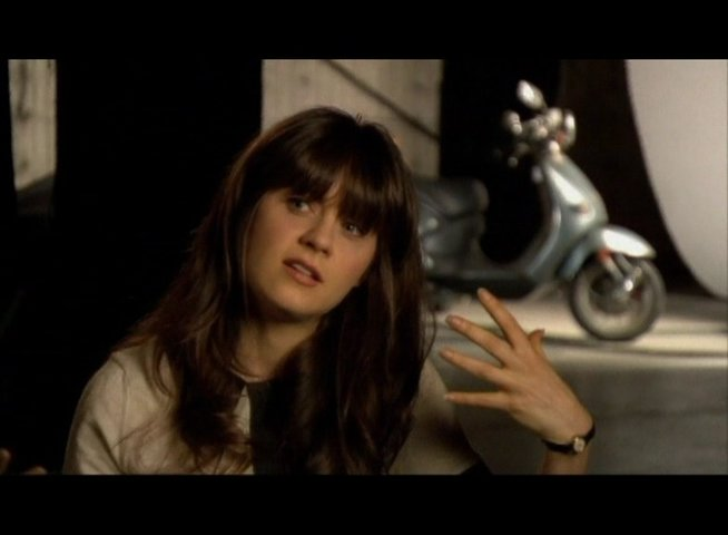 Interview mit Zooey Deschanel (Allison) - OV-Interview Poster